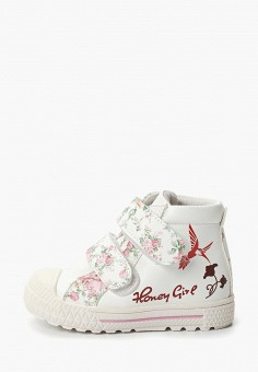 Ботинки Honey Girl, цвет белый