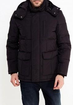 Пуховик, Colin's, цвет: черный. Артикул: MP002XM0W3W1. Одежда / Верхняя одежда / Пуховики и зимние куртки
