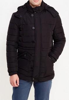 Пуховик, Colin's, цвет: черный. Артикул: MP002XM0W3W3. Одежда / Верхняя одежда / Пуховики и зимние куртки