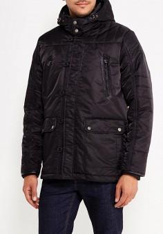 Куртка утепленная, Colin's, цвет: черный. Артикул: MP002XM0W3W6. Одежда / Верхняя одежда / Пуховики и зимние куртки