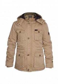 Парка, Tactical Frog, цвет: коричневый. Артикул: MP002XM0W4G6. Одежда / Верхняя одежда / Парки