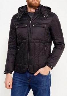 Пуховик, Colin's, цвет: черный. Артикул: MP002XM0W5WB. Одежда / Верхняя одежда / Пуховики и зимние куртки