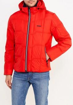 Куртка утепленная, Tais, цвет: красный. Артикул: MP002XM0W6E5. Одежда / Верхняя одежда / Пуховики и зимние куртки
