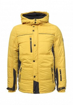 Куртка утепленная, LC Waikiki, цвет: желтый. Артикул: MP002XM0W6OH. Одежда / Верхняя одежда / Пуховики и зимние куртки