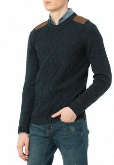 Джемпер, LC Waikiki, цвет: зеленый. Артикул: MP002XM0YE3K. Одежда / Джемперы, свитеры и кардиганы