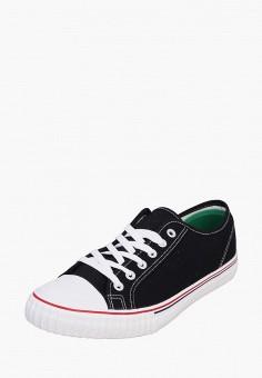 Кеды, T.Taccardi, цвет: черный. Артикул: MP002XM0YG3T. Обувь / Кроссовки и кеды / Кеды
