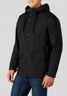 Куртка, Finn Flare, цвет: черный. Артикул: MP002XM23UDX. Одежда / Верхняя одежда / Демисезонные куртки