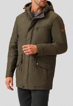 Парка, Finn Flare, цвет: хаки. Артикул: MP002XM23UJ1. Одежда / Верхняя одежда / Демисезонные куртки
