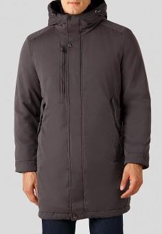 Парка, Finn Flare, цвет: серый. Артикул: MP002XM23VIB. Одежда / Верхняя одежда / Демисезонные куртки