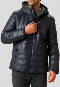 Куртка утепленная, Finn Flare, цвет: синий. Артикул: MP002XM23VUW. Одежда / Верхняя одежда / Демисезонные куртки