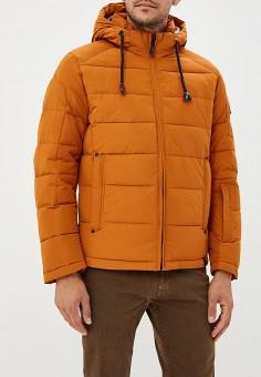 Куртка утепленная, Winterra, цвет: желтый. Артикул: MP002XM23VY3. Одежда / Верхняя одежда / Пуховики и зимние куртки