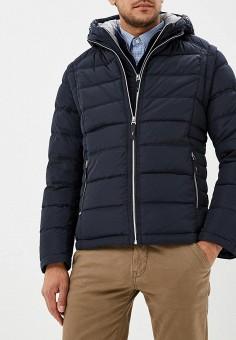 Куртка утепленная, Winterra, цвет: синий. Артикул: MP002XM23VY4. Одежда / Верхняя одежда / Пуховики и зимние куртки