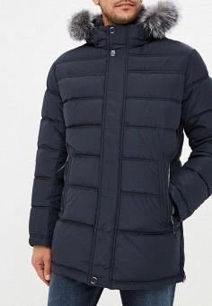 Куртка утепленная, Winterra, цвет: синий. Артикул: MP002XM23VY5. Одежда / Верхняя одежда / Пуховики и зимние куртки