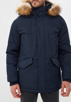 Куртка утепленная, Winterra, цвет: синий. Артикул: MP002XM23VY6. Одежда / Верхняя одежда / Пуховики и зимние куртки