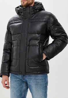 Куртка утепленная, Winterra, цвет: черный. Артикул: MP002XM23VY7. Одежда / Верхняя одежда / Пуховики и зимние куртки