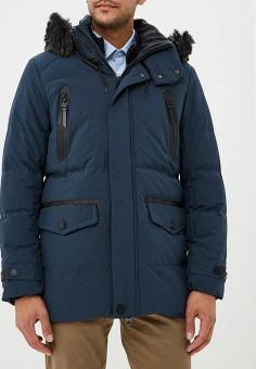 Куртка утепленная, Winterra, цвет: синий. Артикул: MP002XM23VYD. Одежда / Верхняя одежда / Пуховики и зимние куртки
