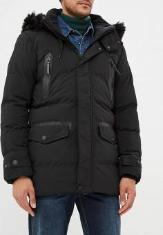 Куртка утепленная, Winterra, цвет: черный. Артикул: MP002XM23VYF. Одежда / Верхняя одежда / Пуховики и зимние куртки