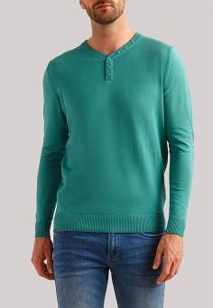 Пуловер Finn Flare, цвет бирюзовый, размер