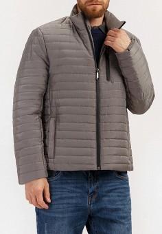 Куртка утепленная Finn Flare, цвет серый
