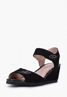Босоножки, Marco Bocchino, цвет: черный. Артикул: MP002XW00ME5. Обувь / Босоножки