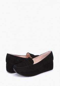 Лоферы, Pierre Cardin, цвет: черный. Артикул: MP002XW00MEV. Обувь