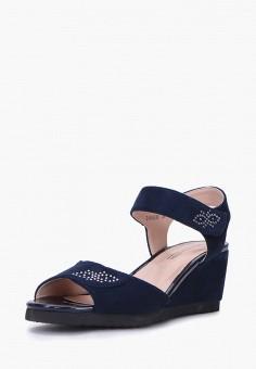 Босоножки, Marco Bocchino, цвет: синий. Артикул: MP002XW00MFE. Обувь / Босоножки