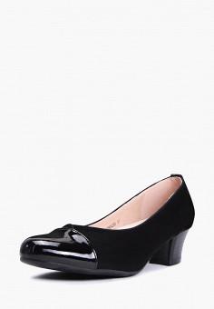 Туфли, Marco Bocchino, цвет: черный. Артикул: MP002XW00MG2. Обувь / Туфли / Закрытые туфли
