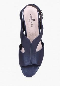 Босоножки, Pierre Cardin, цвет: синий. Артикул: MP002XW00MGF. Обувь