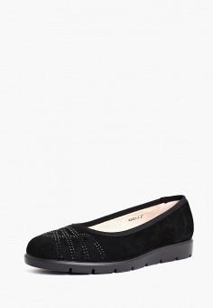 Туфли, Alessio Nesca, цвет: черный. Артикул: MP002XW00MGX. Обувь / Туфли / Закрытые туфли