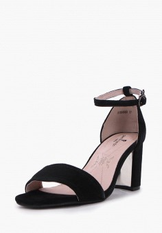 Босоножки, Pierre Cardin, цвет: черный. Артикул: MP002XW00MK1. Обувь