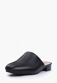 Сабо, Pierre Cardin, цвет: черный. Артикул: MP002XW00MLW. Обувь