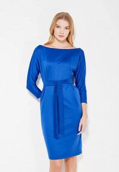 Платье, Alina Assi, цвет: синий. Артикул: MP002XW0DMLM. Одежда / Платья и сарафаны