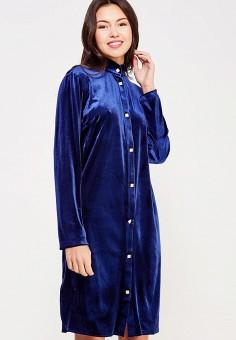 Платье, Alina Assi, цвет: синий. Артикул: MP002XW0DMLT. Одежда / Платья и сарафаны