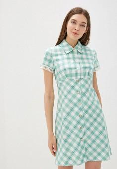 Платье Vittoria Vicci, цвет зеленый, размер