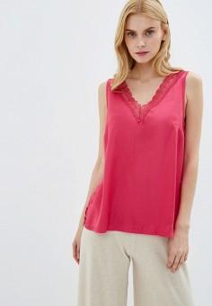 Топ домашний Deseo, цвет розовый, размер