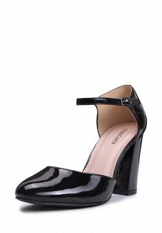 Туфли, T.Taccardi, цвет: черный. Артикул: MP002XW0F0SR. Обувь