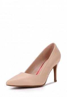 Туфли, T.Taccardi, цвет: бежевый. Артикул: MP002XW0F0TB. Обувь