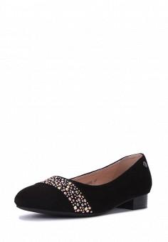Туфли, T.Taccardi, цвет: черный. Артикул: MP002XW0F0TN. Обувь