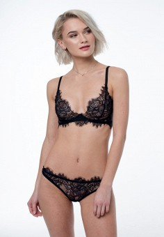Бюстгальтер, Feel me Now lingerie, цвет: черный. Артикул: MP002XW0F8M0. Feel me Now lingerie