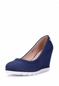 Туфли, T.Taccardi, цвет: синий. Артикул: MP002XW0FI3J. Обувь