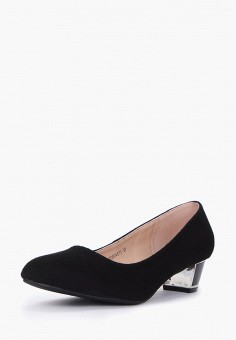 Туфли, T.Taccardi, цвет: черный. Артикул: MP002XW0FI3L. Обувь / Туфли / Закрытые туфли