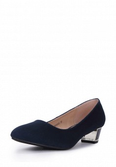 Туфли, T.Taccardi, цвет: синий. Артикул: MP002XW0FI3Q. Обувь