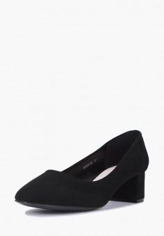 Туфли, T.Taccardi, цвет: черный. Артикул: MP002XW0FI4Y. Обувь / Туфли / Закрытые туфли
