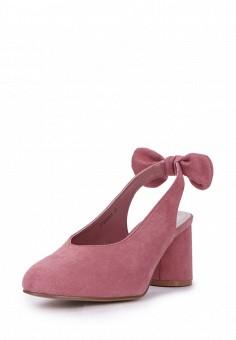 Туфли, T.Taccardi, цвет: розовый. Артикул: MP002XW0FI57. Обувь