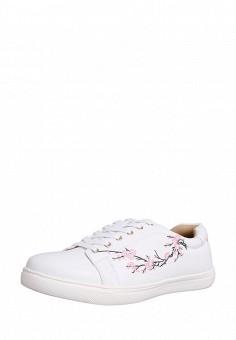 Кеды, T.Taccardi, цвет: белый. Артикул: MP002XW0FI63. Обувь
