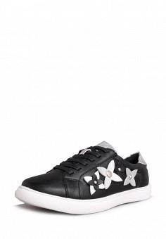 Кеды, T.Taccardi, цвет: черный. Артикул: MP002XW0FI6A. Обувь / Кроссовки и кеды / Кеды