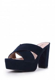 Сабо, T.Taccardi, цвет: синий. Артикул: MP002XW0FI6P. Обувь
