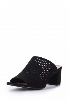 Сабо, T.Taccardi, цвет: черный. Артикул: MP002XW0FI6X. Обувь