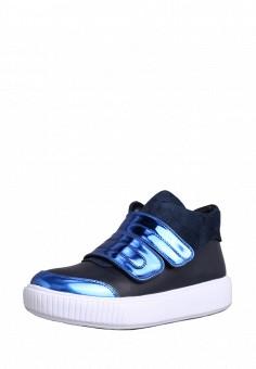 Кеды, T.Taccardi, цвет: синий. Артикул: MP002XW0FI7X. Обувь / Кроссовки и кеды / Кеды