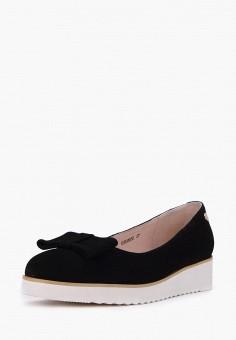 Туфли, Pierre Cardin, цвет: черный. Артикул: MP002XW0FI9M. Обувь / Туфли / Закрытые туфли